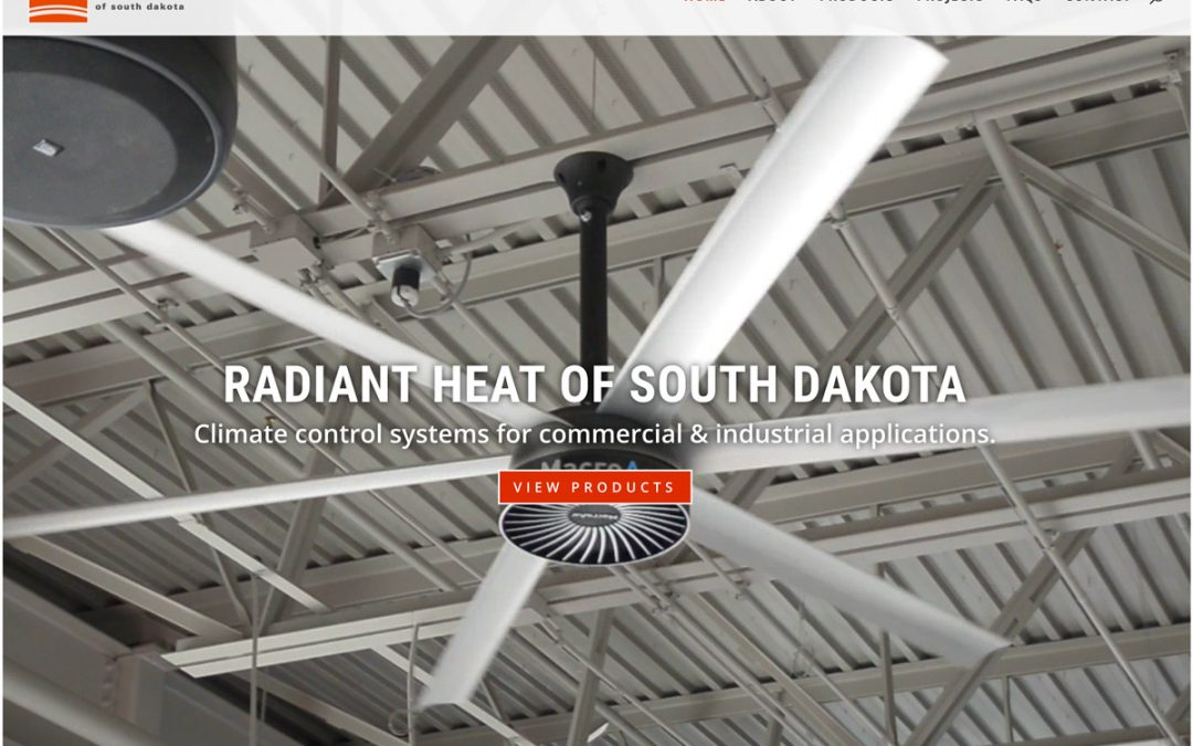 Radiant Heat Celebrates 50 Years, Launches New Website